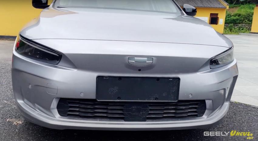 VIDEO: Geometry A Pro – sedan elektrik Geely yang dipertingkat dengan kuasa 201 hp, jarak gerak 600 km Image #1312774