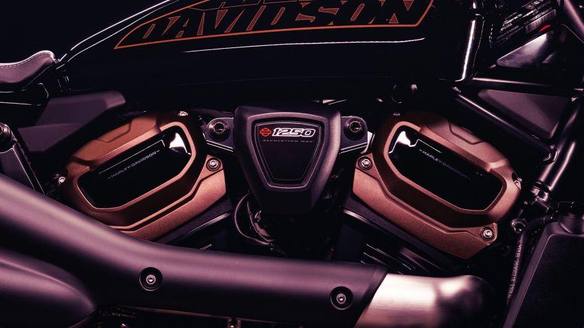 Harley-Davidson new street bike, Revolution Max mill Image #1311774