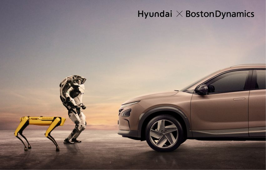 Hyundai acquires Boston Dynamics from SoftBank for RM4.6 billion; will expand mobile robot firm's business Image #1311004