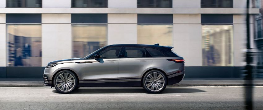 AD: Design, technology and luxury await you in the Range Rover Velar, now with Pivi Pro and more Image #1306778
