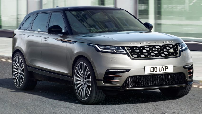 AD: Design, technology and luxury await you in the Range Rover Velar, now with Pivi Pro and more Image #1306779