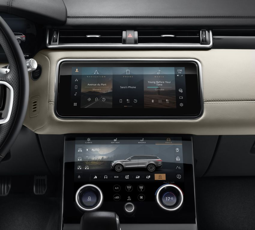 AD: Design, technology and luxury await you in the Range Rover Velar, now with Pivi Pro and more Image #1306758