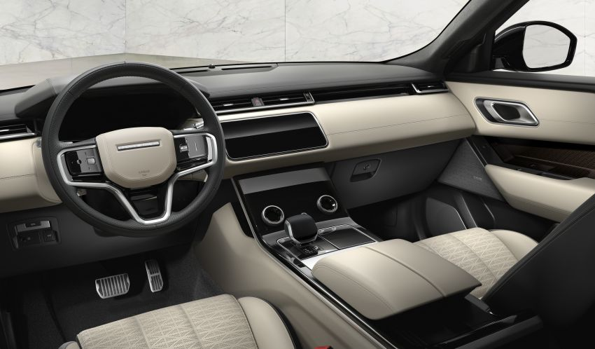 AD: Design, technology and luxury await you in the Range Rover Velar, now with Pivi Pro and more Image #1306761