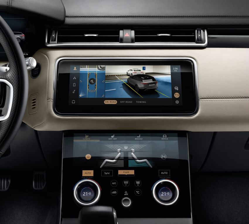 AD: Design, technology and luxury await you in the Range Rover Velar, now with Pivi Pro and more Image #1306777
