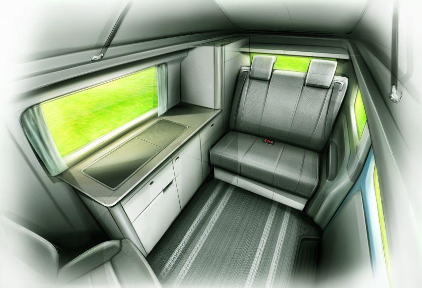 LEVC e-Camper – taxi maker's electric campervan has 1.5L range extender with 98 km EV range, sleeps four Image #1313027