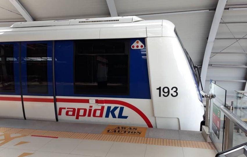 LRT Kelana Jaya Line gets 27 new train sets worth RM1.7b, two of the KLAV27 four-car units now running Image #1312760
