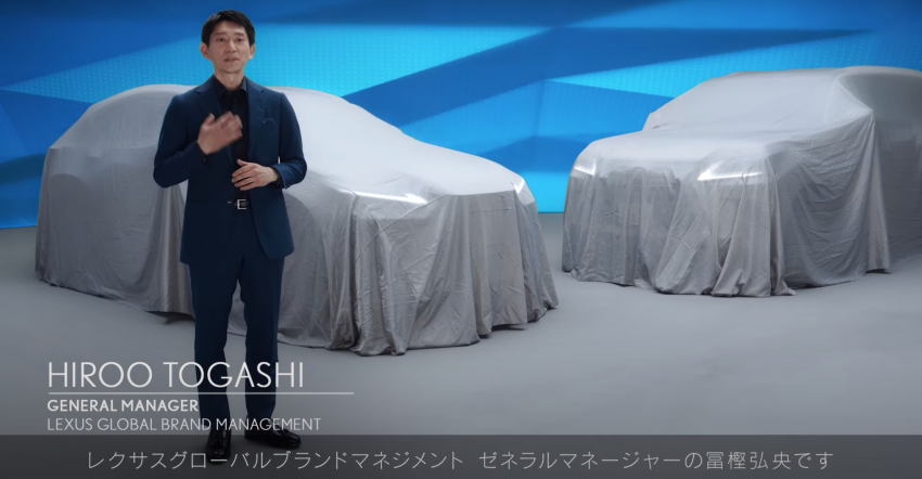 Lexus promises one more new model debut in 2021, dedicated EV model next year – new LX coming soon? Image #1306770