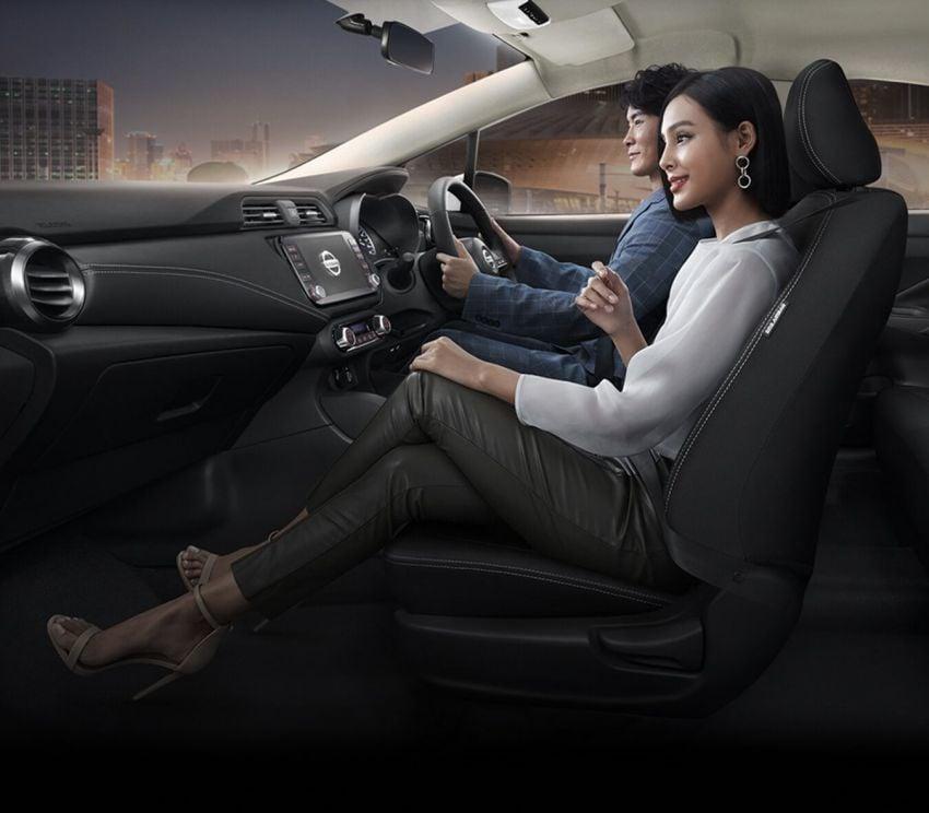 Nissan Almera Sportech: Thailand gets factory bodykit Image #1301418