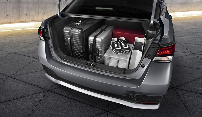 Nissan Almera Sportech: Thailand gets factory bodykit Image #1301445