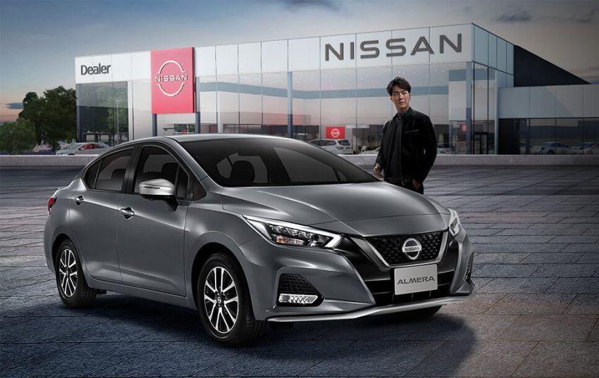 Nissan Almera Sportech: Thailand gets factory bodykit Image #1301403
