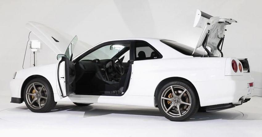 Brand-new 2002 Nissan Skyline GT-R V-Spec II Nür with 10 km on its odo – bidding starts from RM1.88 mil Image #1312884