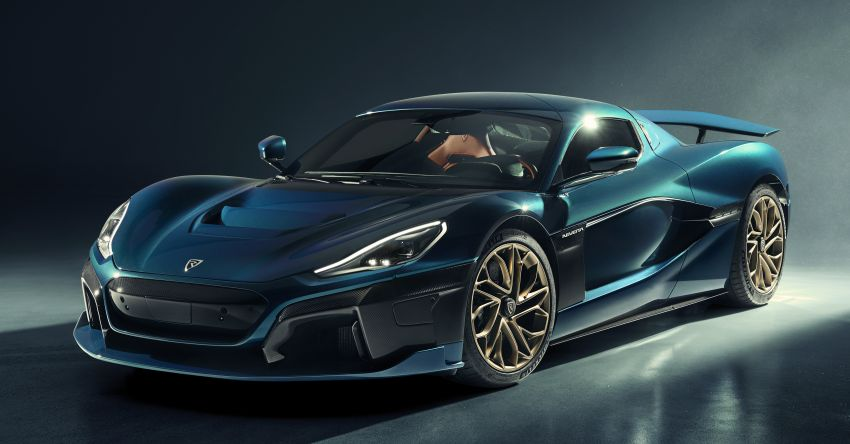 Rimac Nevera debuts in production form – 1,914 hp, four-motor AWD, 0-96 km/h in 1.9 s, 415 km/h VMax Image #1302018