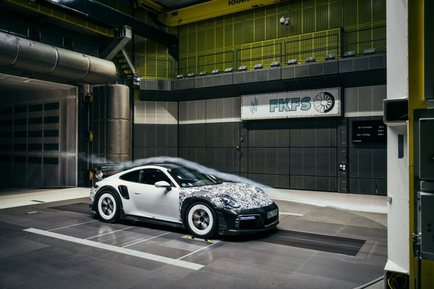TechArt GTStreet R – Porsche 911 Turbo S with 800 PS Image #1309921