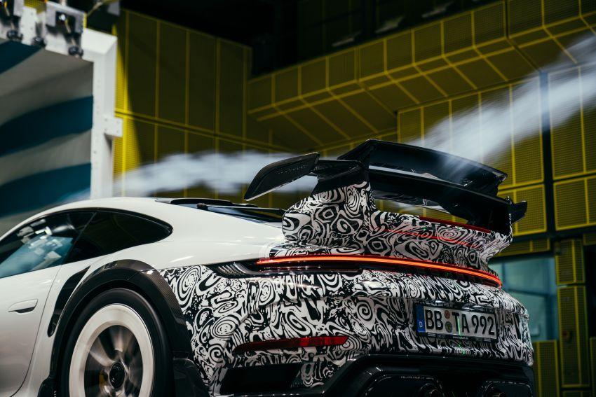 TechArt GTStreet R – Porsche 911 Turbo S with 800 PS Image #1309922