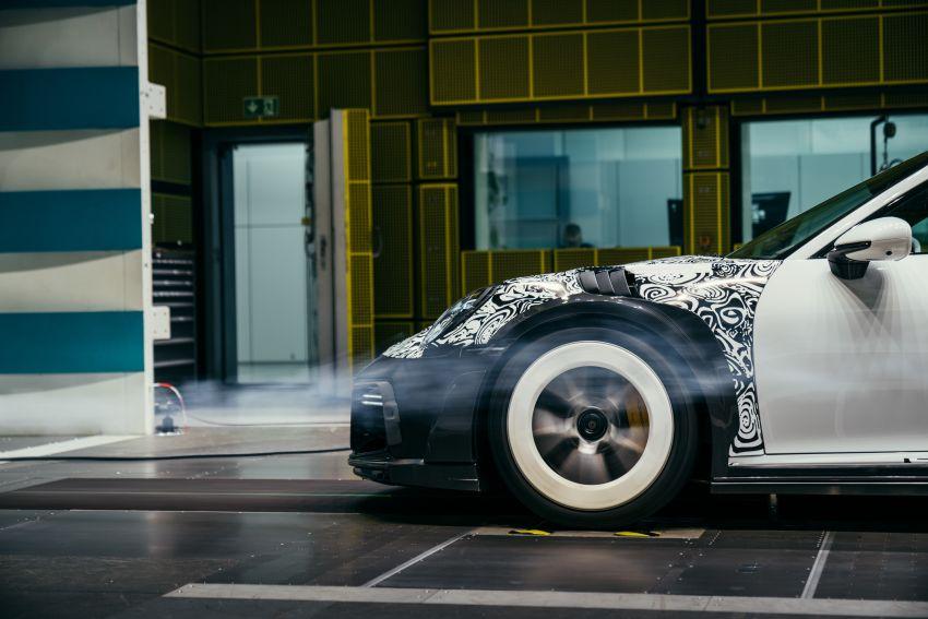 TechArt GTStreet R – Porsche 911 Turbo S with 800 PS Image #1309924