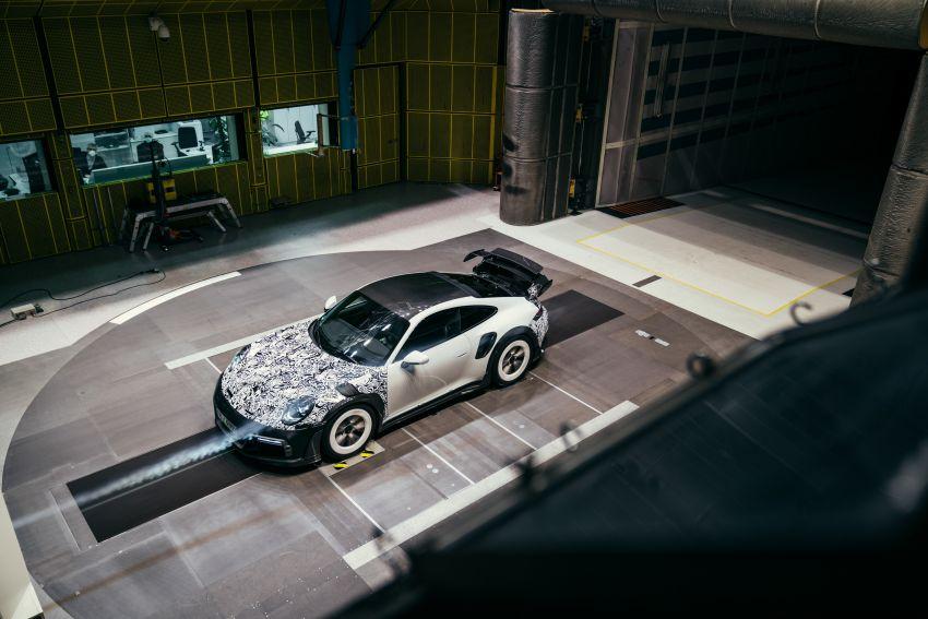 TechArt GTStreet R – Porsche 911 Turbo S with 800 PS Image #1309925