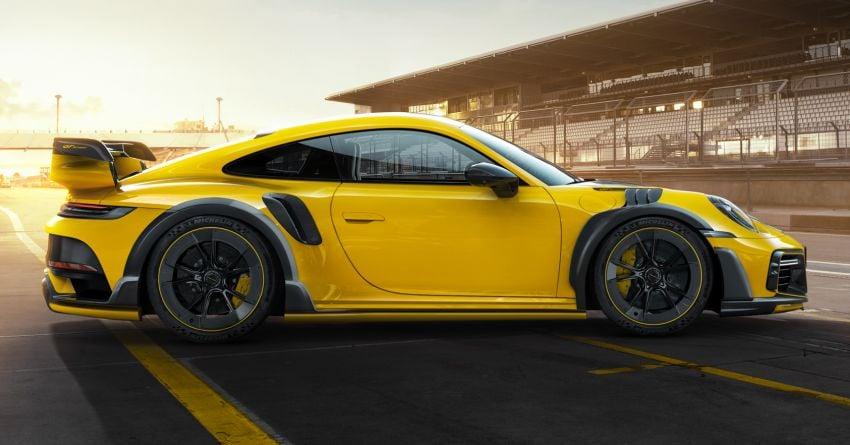 TechArt GTStreet R – Porsche 911 Turbo S with 800 PS Image #1309917