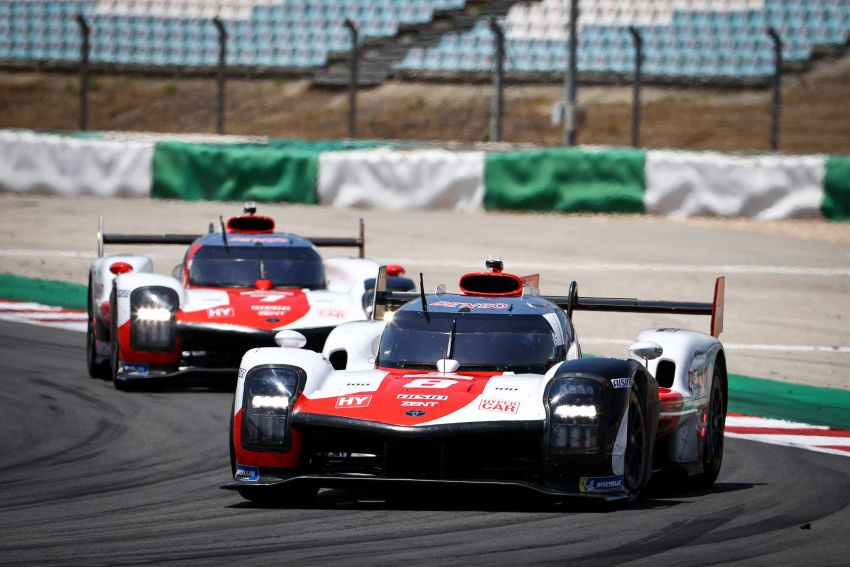 Toyota Gazoo Racing takes 1-2 finish in 100th World Endurance Championship race at 8 Hours of Portimao Image #1306831