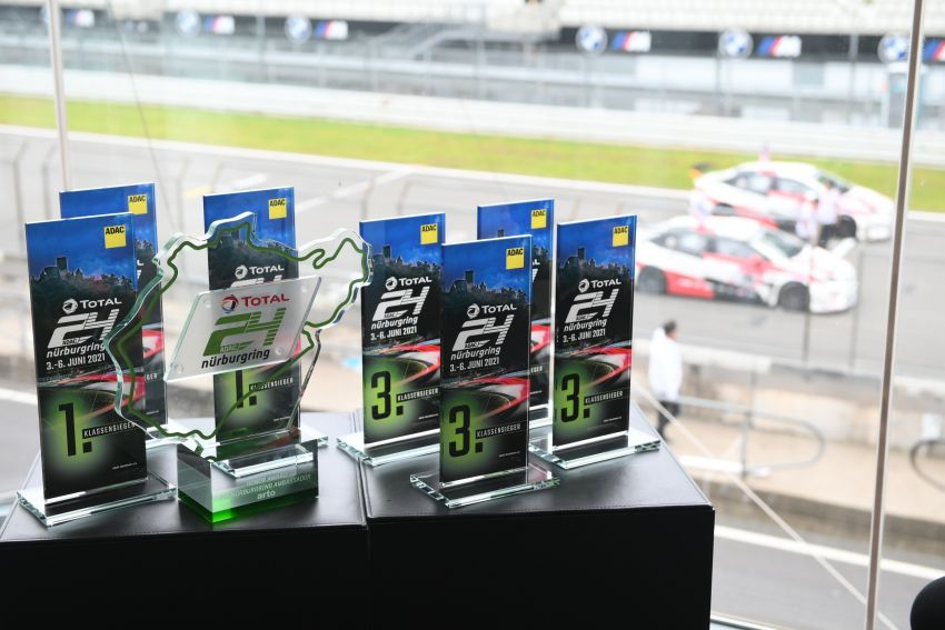 Toyota Gazoo Racing Thailand takes 2nd straight class victory at 2021 24 Hours of Nürburgring in Corolla Altis Image #1306246