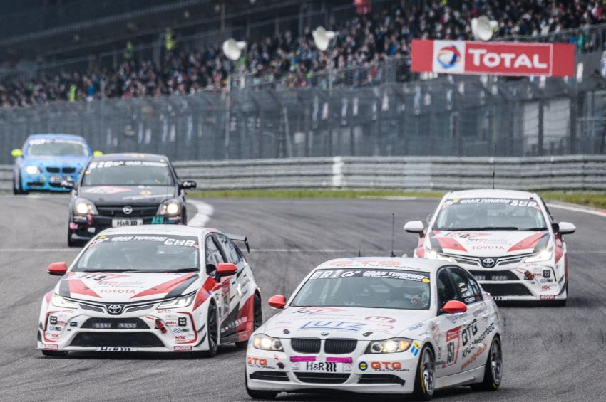 Toyota Gazoo Racing Thailand takes 2nd straight class victory at 2021 24 Hours of Nürburgring in Corolla Altis Image #1306251