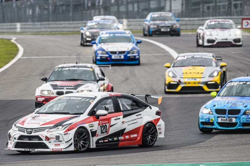 Toyota Gazoo Racing Thailand takes 2nd straight class victory at 2021 24 Hours of Nürburgring in Corolla Altis Image #1306252