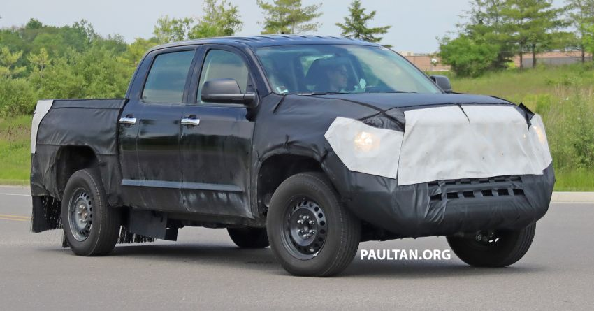Toyota Tundra 2022 akan guna enjin iForce Max baru Image #1308128