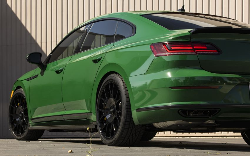 Volkswagen Arteon Big Sur makes us green with envy Image #1305526