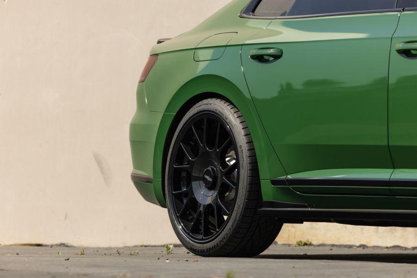 Volkswagen Arteon Big Sur makes us green with envy Image #1305527