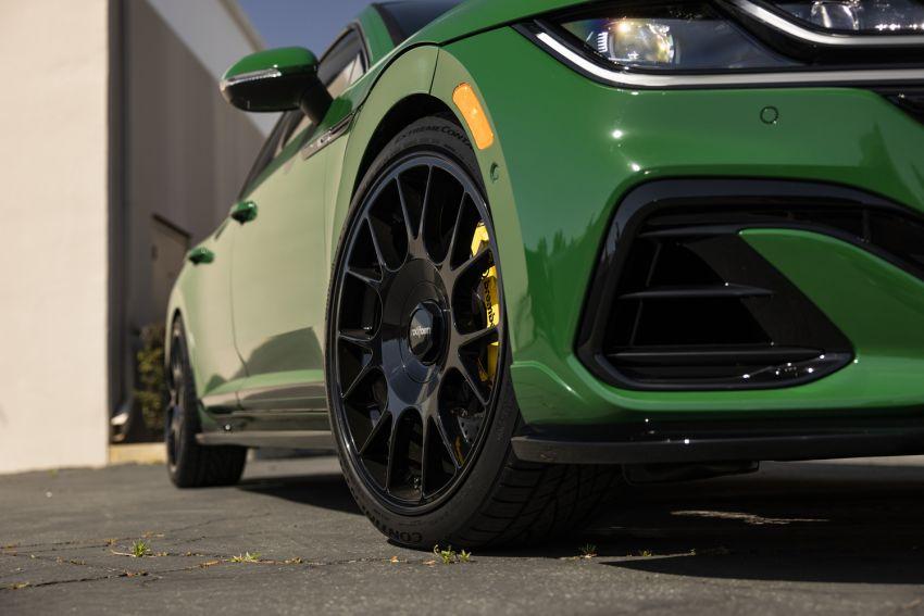 Volkswagen Arteon Big Sur makes us green with envy Image #1305530
