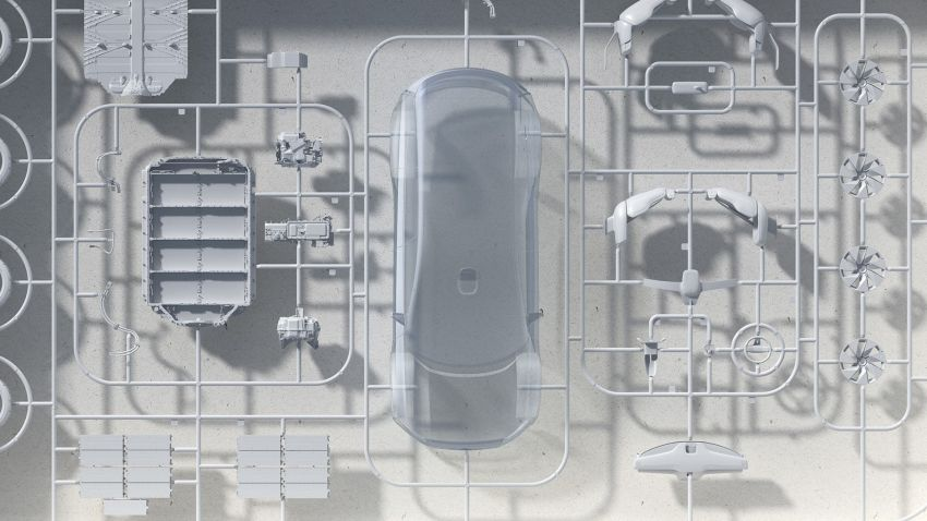 Volvo to outline future technology strategy today – all next-generation cars to be electric; new XC90 teased? Image #1313779