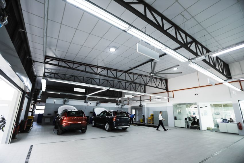 Volvo Car Malaysia announces extension of service interval and warranty grace period beyond the FMCO Image #1306292