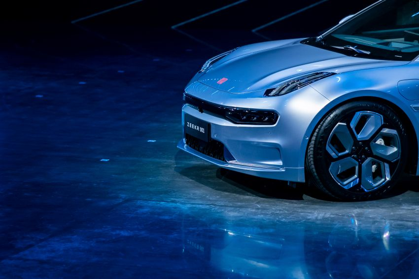 Geely SEA EV architecture detailed – 5 versions to cover all sizes, including sports cars and pick-ups Image #1308792