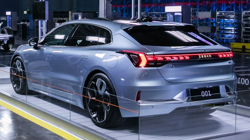 Geely SEA EV architecture detailed – 5 versions to cover all sizes, including sports cars and pick-ups Image #1308782