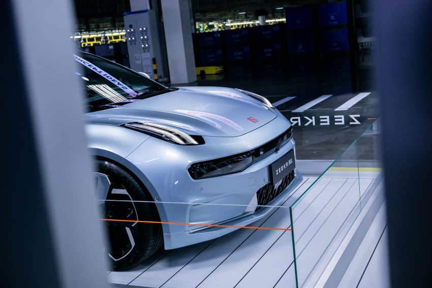 Geely SEA EV architecture detailed – 5 versions to cover all sizes, including sports cars and pick-ups Image #1308786