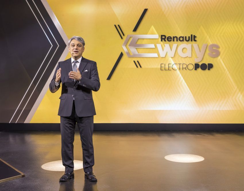 Renault previews future electric model range, battery ecosystem strategy; seven Renault EVs by 2025 Image #1314009
