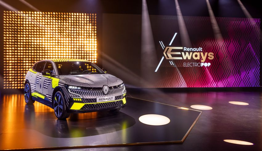 Renault previews future electric model range, battery ecosystem strategy; seven Renault EVs by 2025 Image #1314010