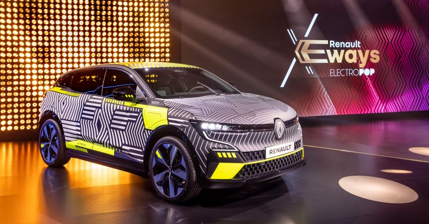 Renault previews future electric model range, battery ecosystem strategy; seven Renault EVs by 2025 Image #1314011