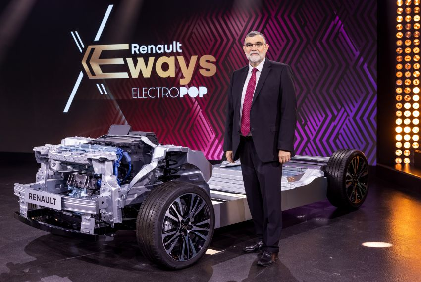 Renault previews future electric model range, battery ecosystem strategy; seven Renault EVs by 2025 Image #1314013