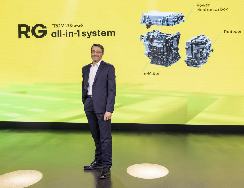 Renault previews future electric model range, battery ecosystem strategy; seven Renault EVs by 2025 Image #1314016