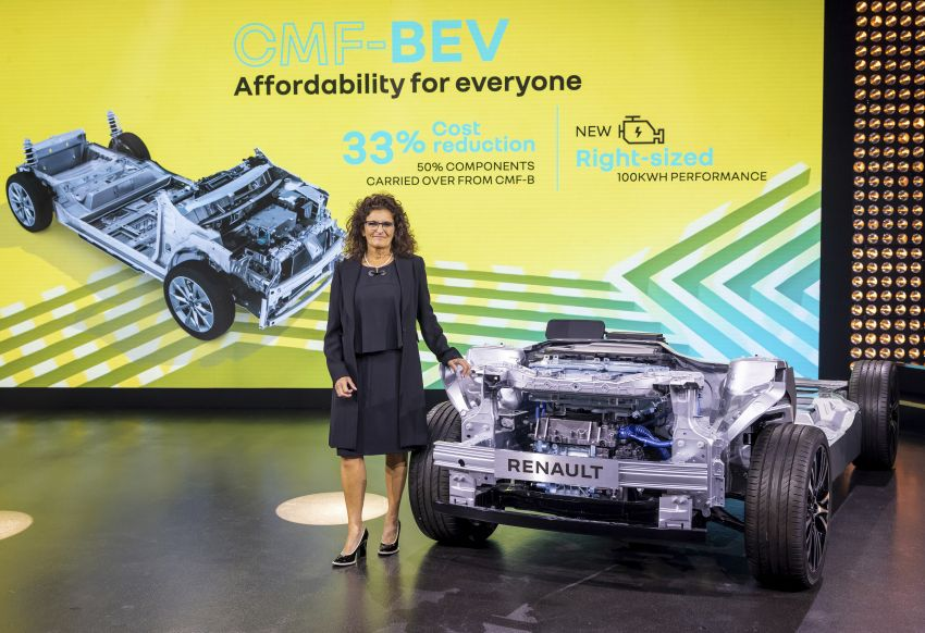 Renault previews future electric model range, battery ecosystem strategy; seven Renault EVs by 2025 Image #1314017