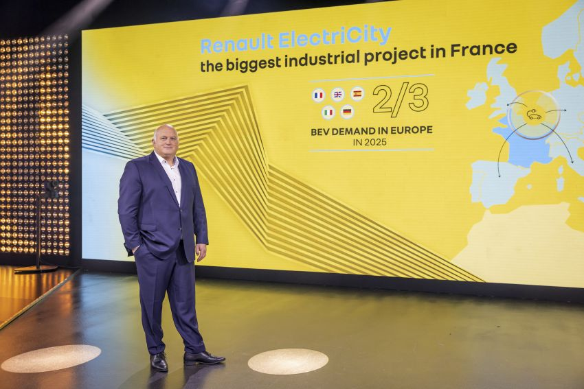Renault previews future electric model range, battery ecosystem strategy; seven Renault EVs by 2025 Image #1314018