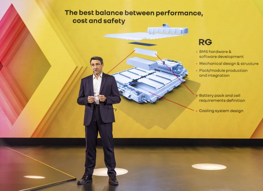 Renault previews future electric model range, battery ecosystem strategy; seven Renault EVs by 2025 Image #1314001