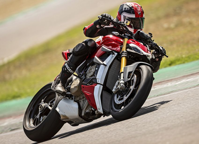 Ducati records 43% more sales in first half of 2021 Image #1320372