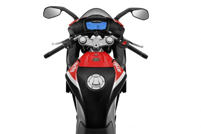 2021 Aprilia GPR250R launched in China, RM17,274 Image #1316739