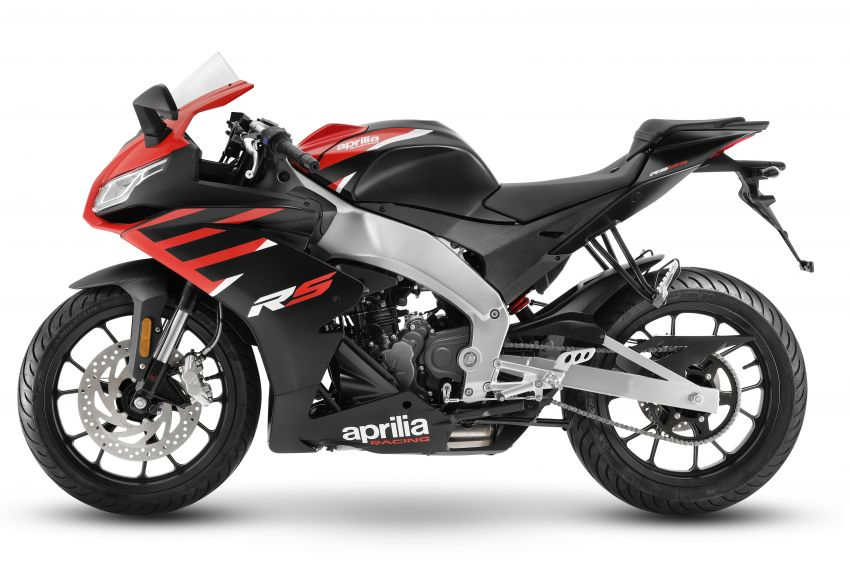 2021 Aprilia GPR250R launched in China, RM17,274 Image #1316737
