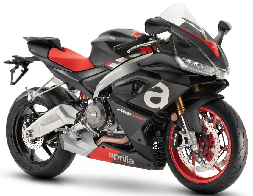 2021 Aprilia RS660/Tuono 660 recall for connecting rod failure – Malaysia VIN numbers not affected Image #1315653