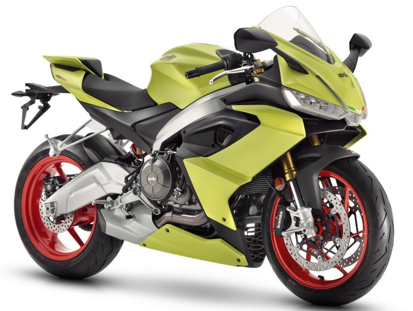 2021 Aprilia RS660/Tuono 660 recall for connecting rod failure – Malaysia VIN numbers not affected Image #1315652