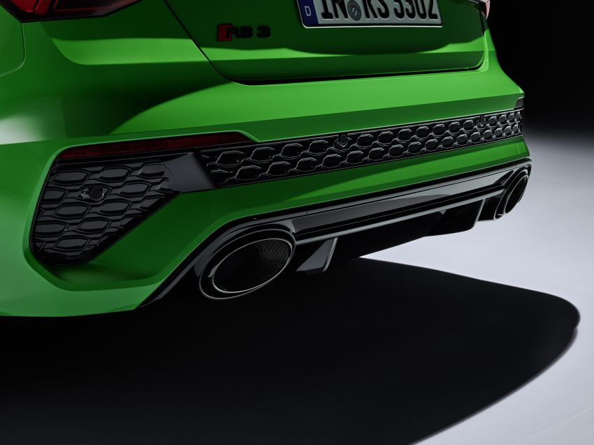 2022 Audi RS3 Sportback and RS3 Sedan debut – 400 PS/500 Nm 2.5 litre TFSI, Torque Splitter rear axle Image #1320939