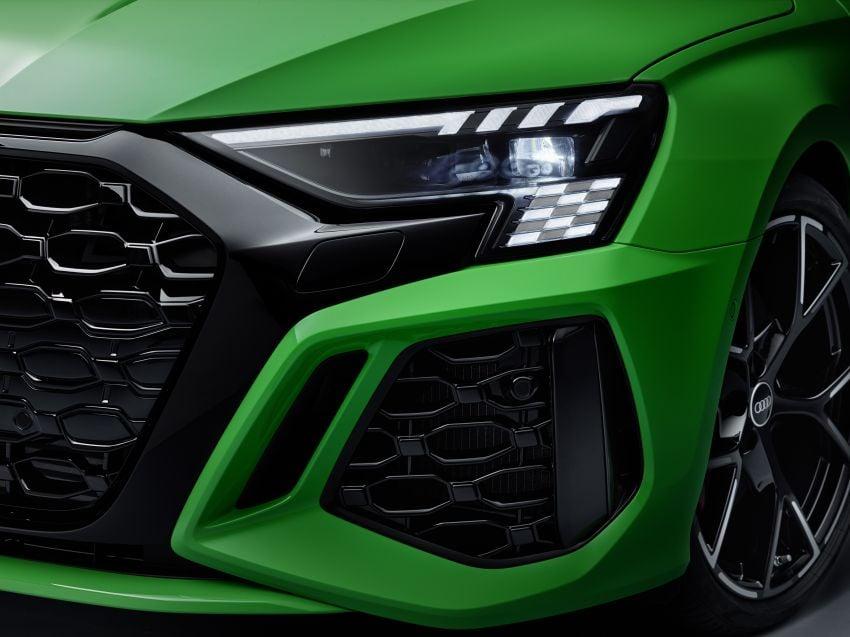 2022 Audi RS3 Sportback and RS3 Sedan debut – 400 PS/500 Nm 2.5 litre TFSI, Torque Splitter rear axle Image #1320947