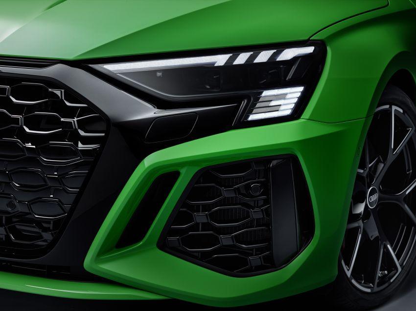 2022 Audi RS3 Sportback and RS3 Sedan debut – 400 PS/500 Nm 2.5 litre TFSI, Torque Splitter rear axle Image #1320951